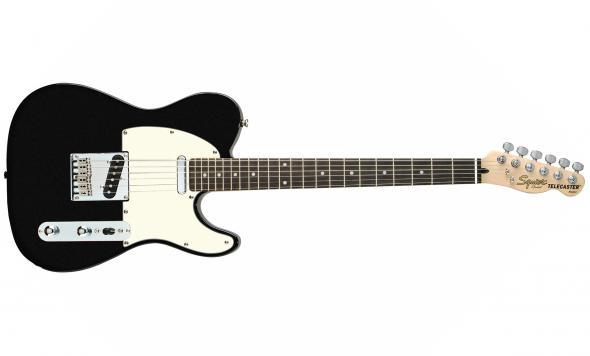 Squier by Fender Standard Telecaster RW BKM: 1
