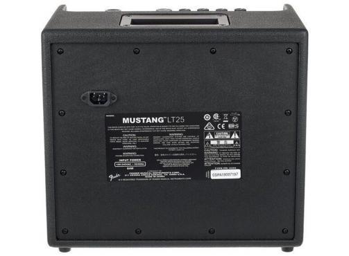 Fender Mustang LT25: 4