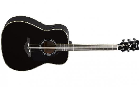 Yamaha FG-TA (Black): 1