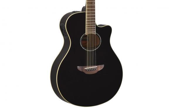 Yamaha APX600 (BLK): 2