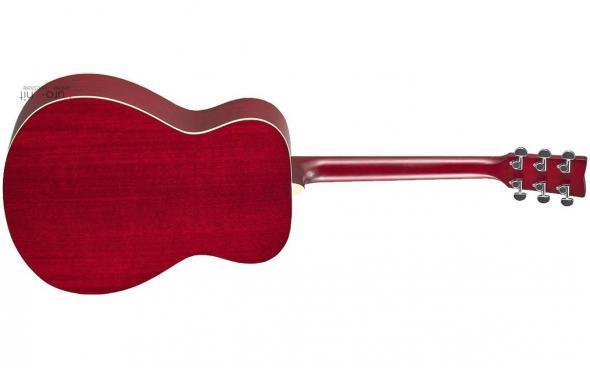 Yamaha FS-TA (Ruby Red): 2