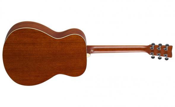 Yamaha FS-TA (Brown Sunburst): 2
