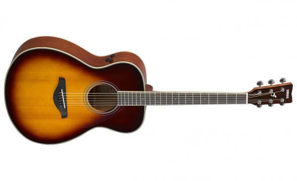 Yamaha FS-TA (Brown Sunburst): 1