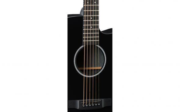 Martin Custom OMCXAE BLACK 24.9 w/Sonitone: 4