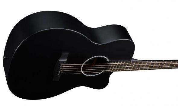 Martin Custom OMCXAE BLACK 24.9 w/Sonitone: 3
