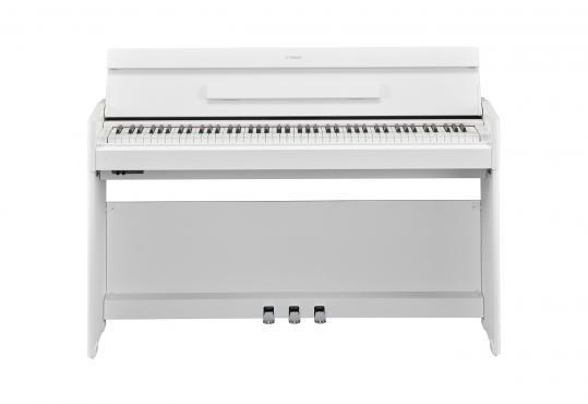 Yamaha ARIUS YDP-S54 White (+блок питания): 2