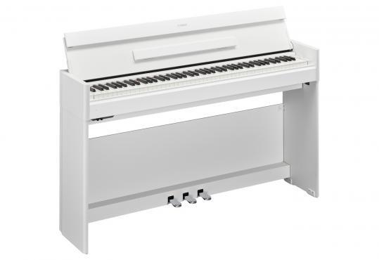 Yamaha ARIUS YDP-S54 White (+блок питания): 1