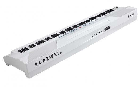 Kurzweil KA 90 WH (+ блок питания): 2