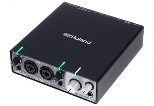 Roland Rubix 22 USB: 3