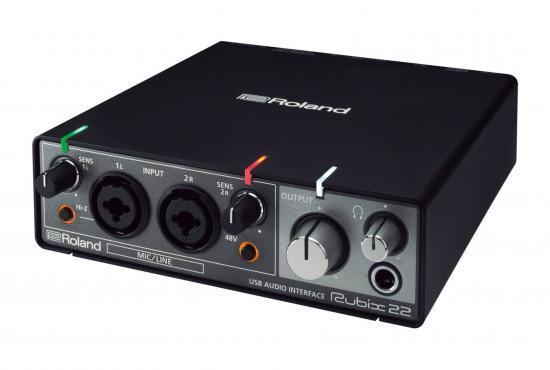 Roland Rubix 22 USB: 1