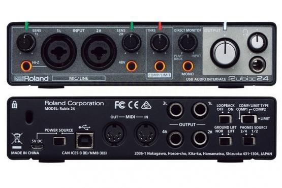 Roland Rubix 24 USB: 2
