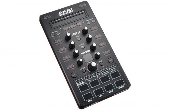 Akai AFX DJ: 3