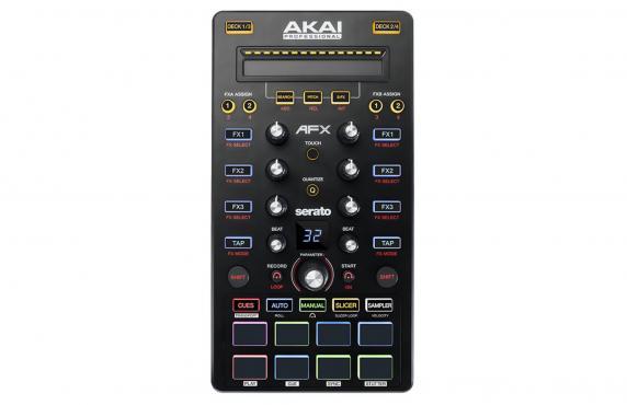 Akai AFX DJ: 1