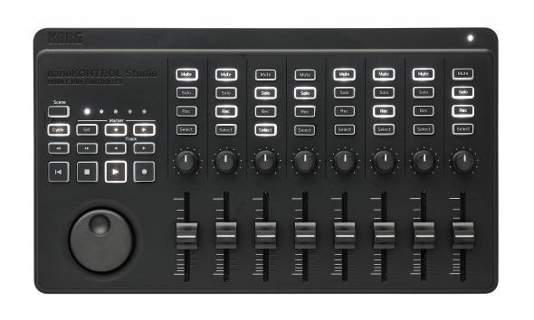 KORG nanoKONTROL Studio MIDI: 1