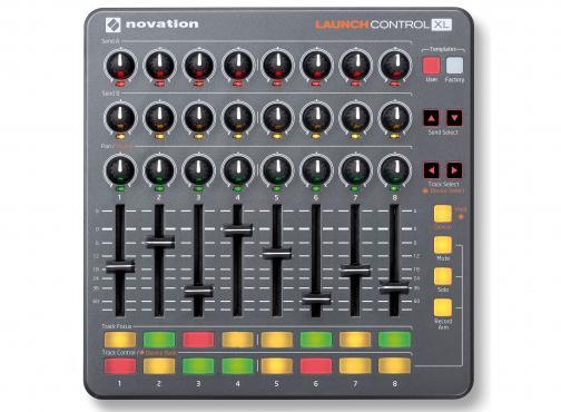 Novation LAUNCH CONTROL XL MIDI: 1