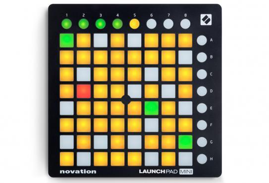 Novation LAUNCHPAD MINI MK2 MIDI: 1