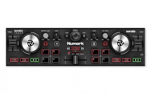 Numark DJ2GO2 DJ: 1