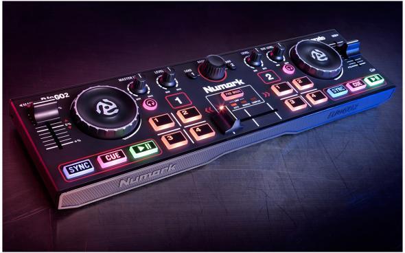 Numark DJ2GO2 DJ: 2
