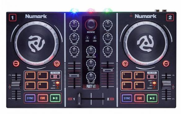 Numark Party Mix DJ: 1