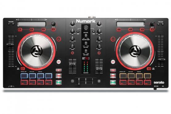 Numark MIXTRACK PRO 3 DJ: 1