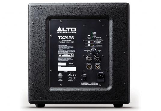 Alto Professional TX212S: 3