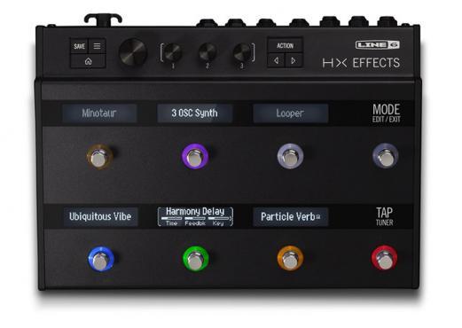 Line6 HX Effects: 1