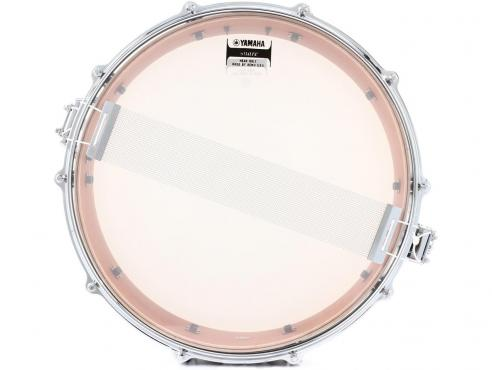 "Yamaha AMS1460 14"" Absolute Hybrid Maple Snare (Vintage Natural): 2"