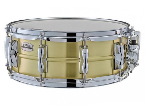 Yamaha RRS1455 Recording Custom Brass Snare: 1