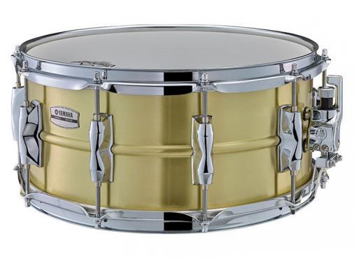 Yamaha RRS1465 Recording Custom Brass Snare: 1