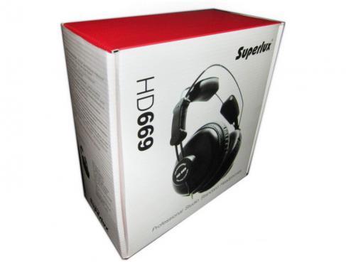 Superlux HD669: 3