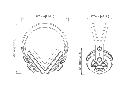 Superlux HD681B: 3