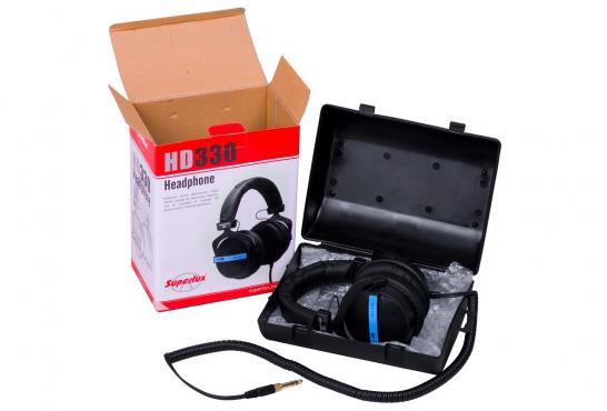 Superlux HD330: 3