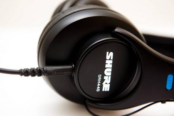 Shure SRH440: 5