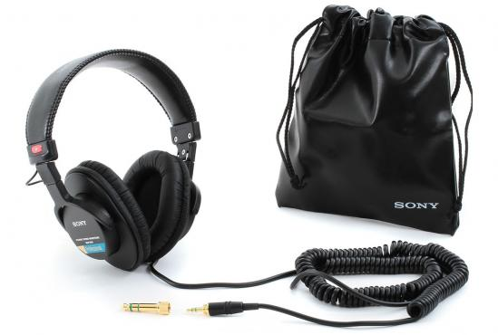 Sony Pro MDR-7506/1: 2