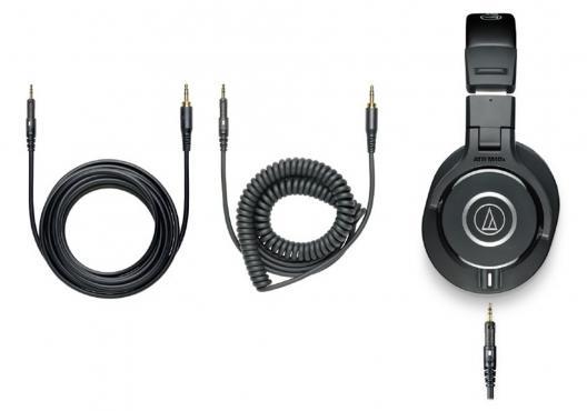 Audio-Technica ATH-M40X: 3
