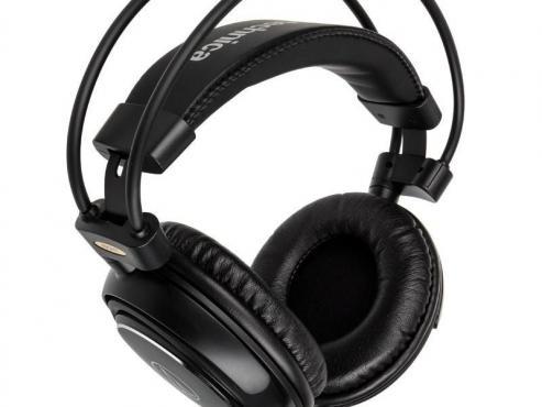 Audio-Technica ATH-AVC500: 2