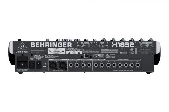 Behringer X1832USB: 3