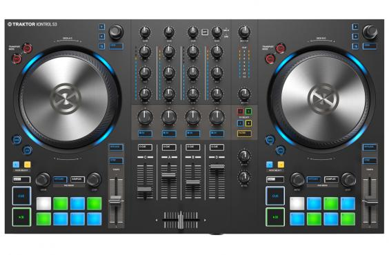 Native Instruments Traktor Kontrol S3: 1
