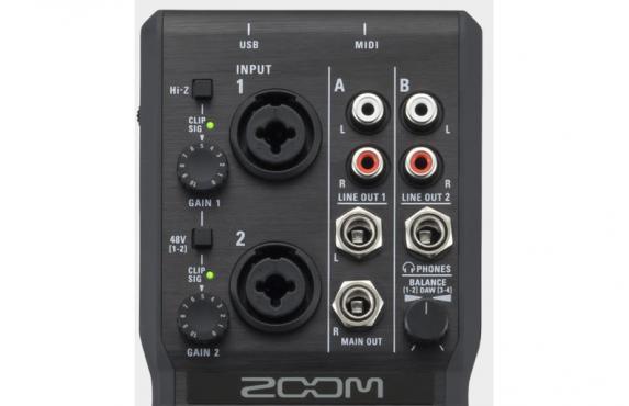 Zoom U-24: 3