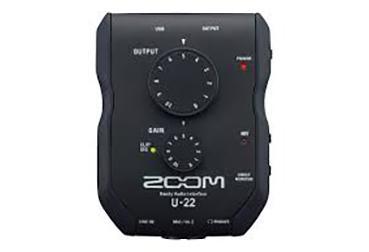 Zoom U-22: 1