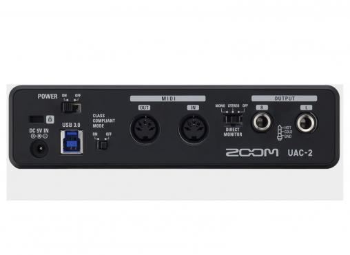 Zoom UAC-2: 2
