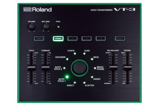 Roland VT-3 AIRA: 1