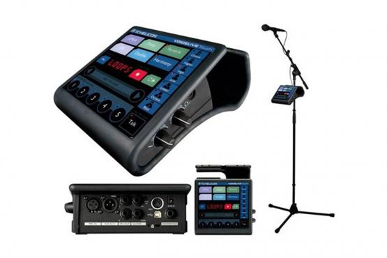 TC-Helicon VoiceLive Touch: 3