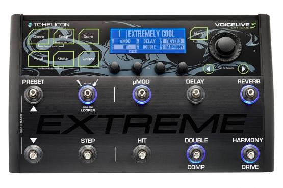 TC-Helicon VoiceLive 3 Extreme: 1