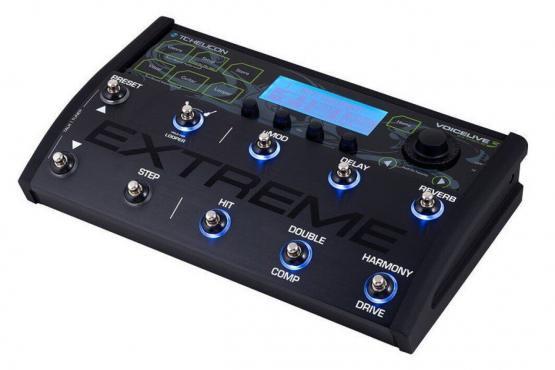 TC-Helicon VoiceLive 3 Extreme: 2