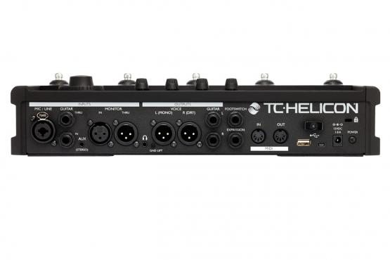 TC-Helicon VoiceLive 3 Extreme: 3
