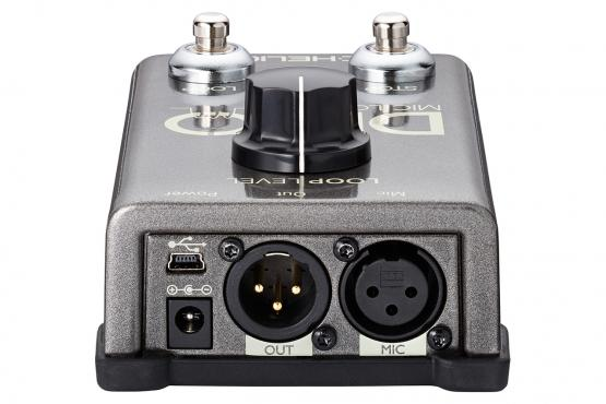 TC-Helicon Ditto Mic Looper: 3