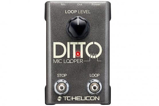 TC-Helicon Ditto Mic Looper: 1