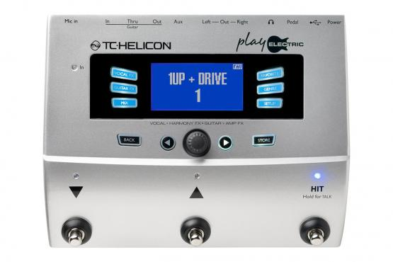 TC-Helicon Play Electric: 1