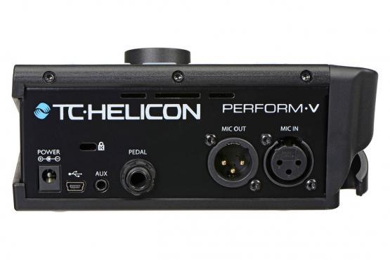 TC-Helicon Perform-V: 3